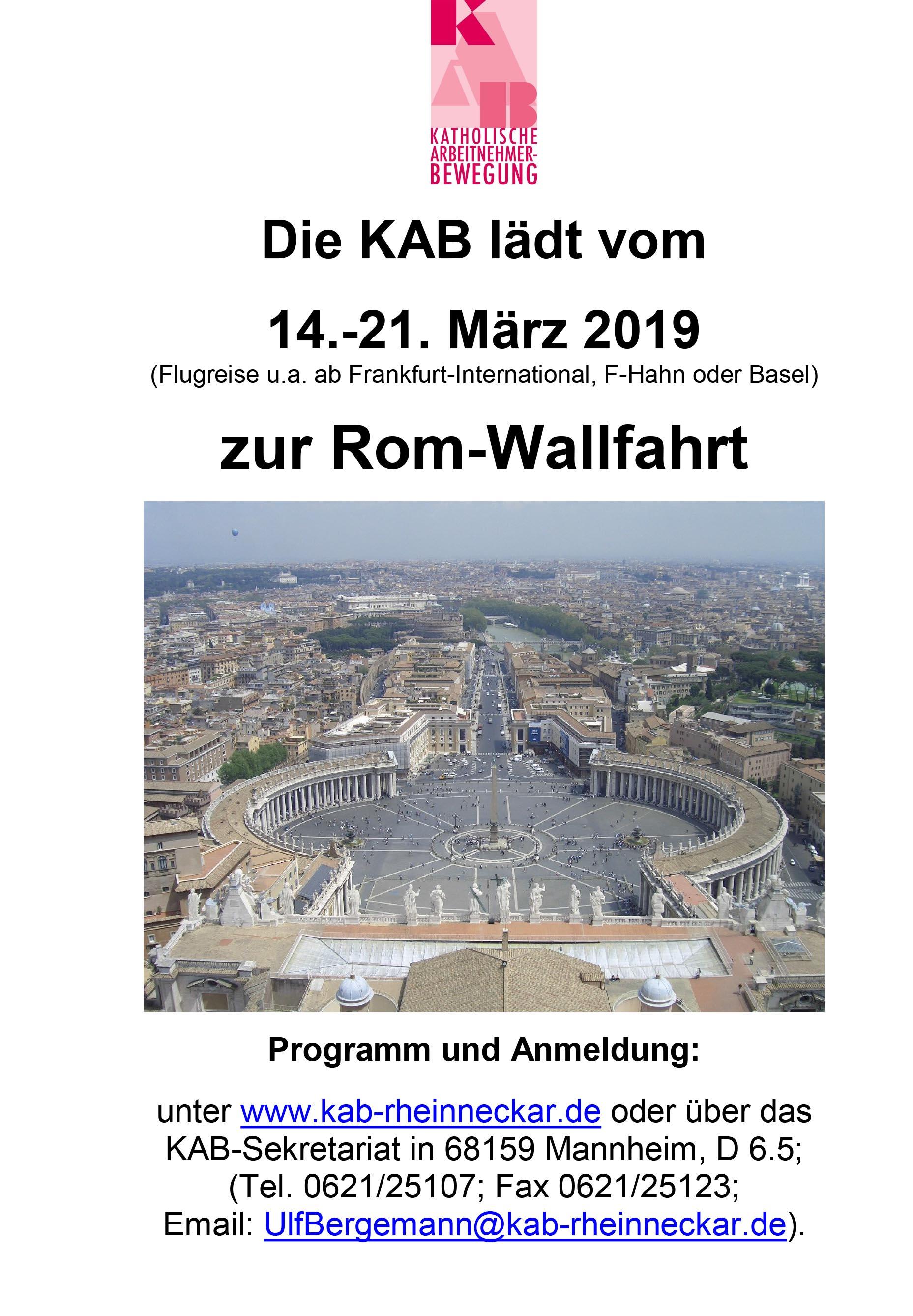 Frankfurt Hahn Rom